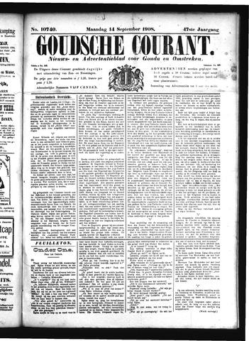 Goudsche Courant 1908-09-14