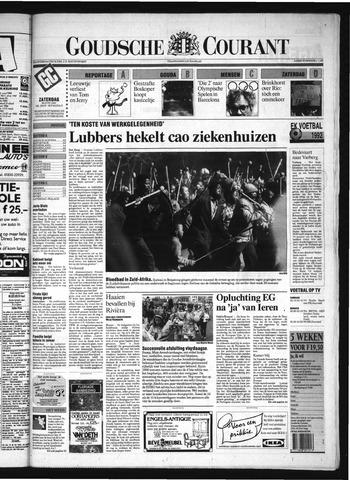 Goudsche Courant 1992-06-20