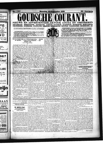 Goudsche Courant 1929-09-30