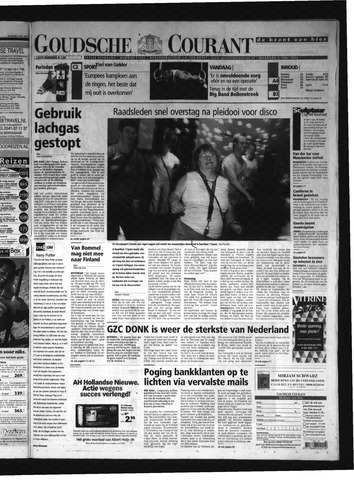 Goudsche Courant 2005-06-06