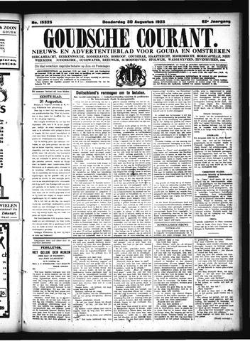 Goudsche Courant 1923-08-30