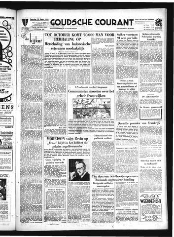 Goudsche Courant 1951-03-10