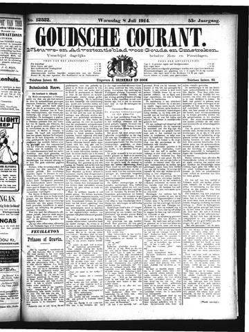 Goudsche Courant 1914-07-08