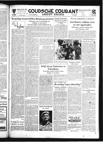 Goudsche Courant 1950-01-24