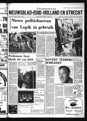 Schoonhovensche Courant 1975-09-05