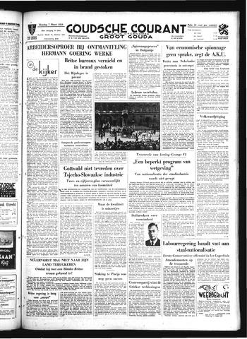 Goudsche Courant 1950-03-07
