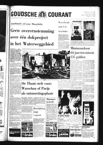 Goudsche Courant 1968-04-25