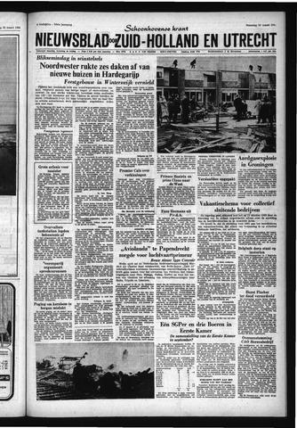 Schoonhovensche Courant 1966-03-28