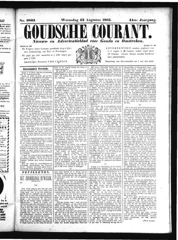 Goudsche Courant 1905-08-23