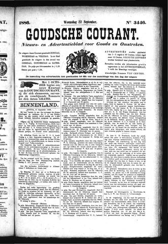 Goudsche Courant 1886-09-22