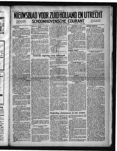 Schoonhovensche Courant 1948-03-10