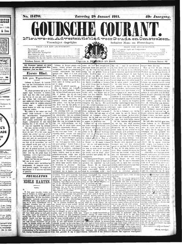 Goudsche Courant 1911-01-28