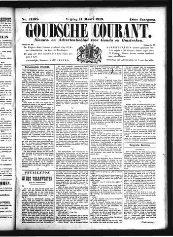 Goudsche Courant 1910-03-11