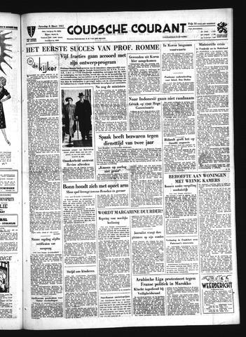 Goudsche Courant 1951-03-03