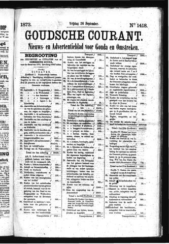 Goudsche Courant 1873-09-26