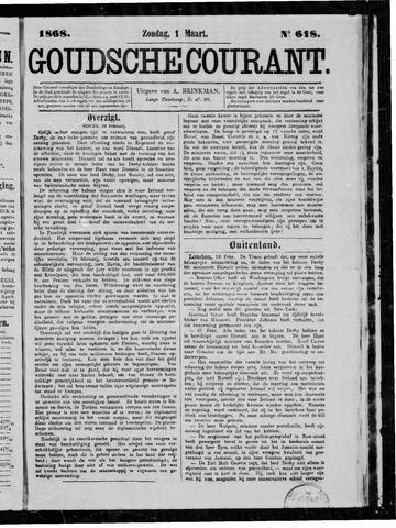 Goudsche Courant 1868-03-01