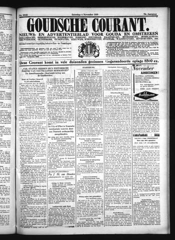 Goudsche Courant 1939-11-04