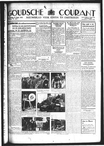Goudsche Courant 1942-09-17