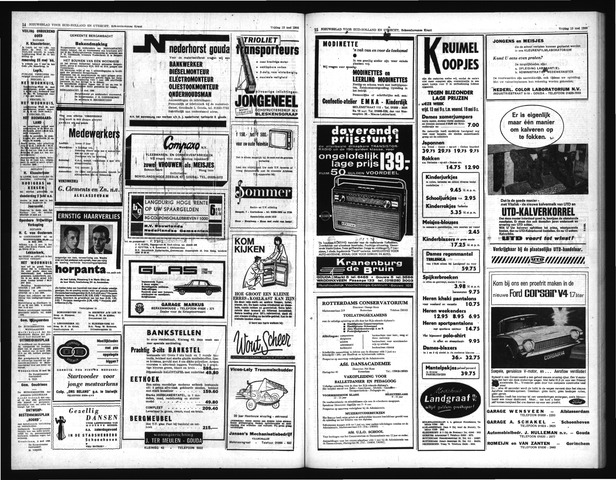 Schoonhovensche Courant 1966-05-23