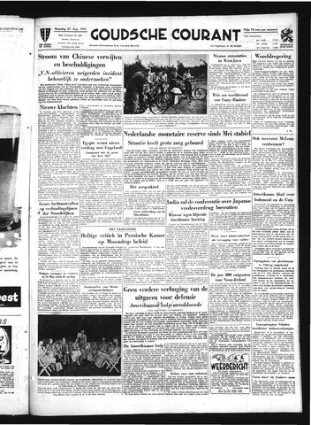 Goudsche Courant 1951-08-27