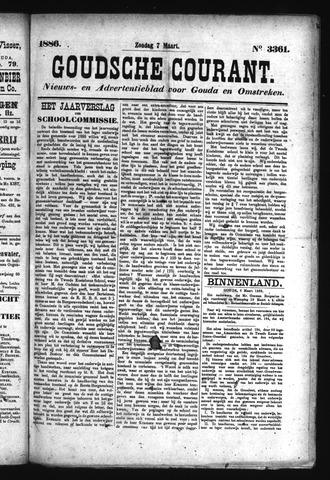 Goudsche Courant 1886-03-07