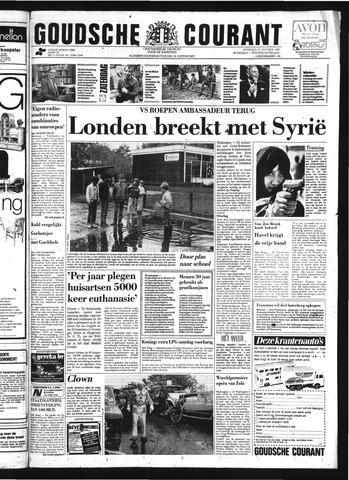 Goudsche Courant 1986-10-25