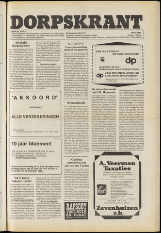 Dorpskrant 1982-05-28