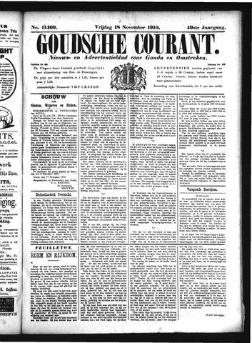 Goudsche Courant 1910-11-18