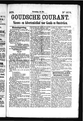 Goudsche Courant 1875-05-26