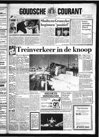 Goudsche Courant 1985-01-07