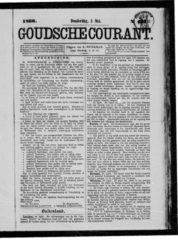 Goudsche Courant 1866-05-03