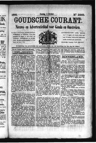 Goudsche Courant 1881-10-02