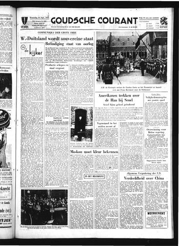 Goudsche Courant 1950-09-20