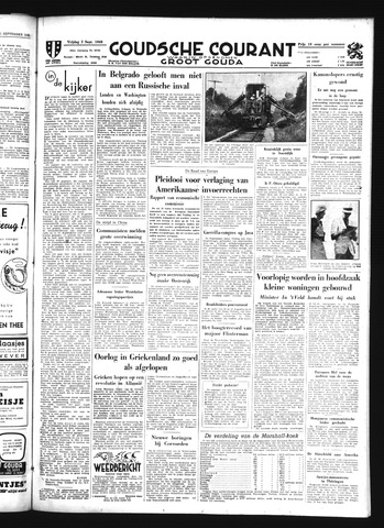 Goudsche Courant 1949-09-02