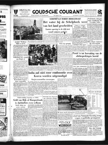 Goudsche Courant 1953-08-28