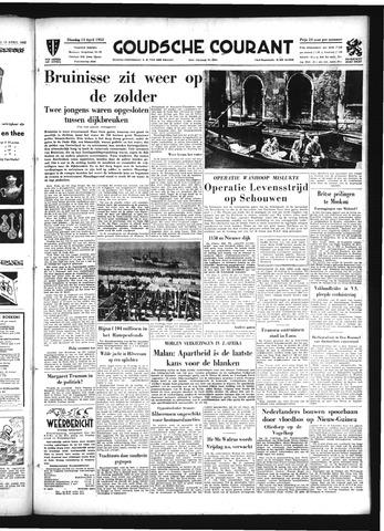 Goudsche Courant 1953-04-14