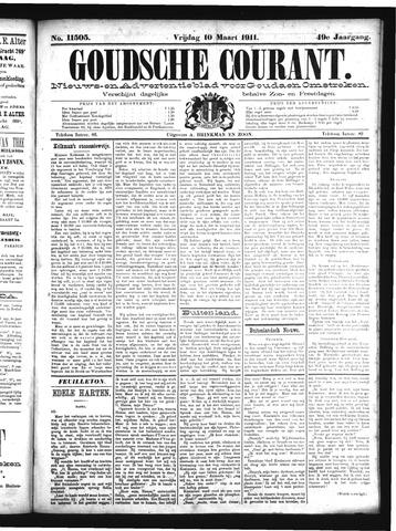 Goudsche Courant 1911-03-10