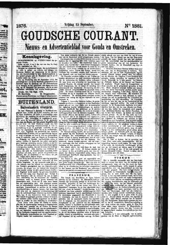 Goudsche Courant 1876-09-15
