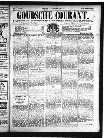 Goudsche Courant 1913-01-03