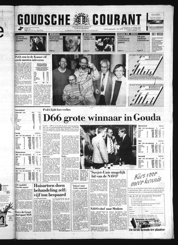 Goudsche Courant 1990-03-22