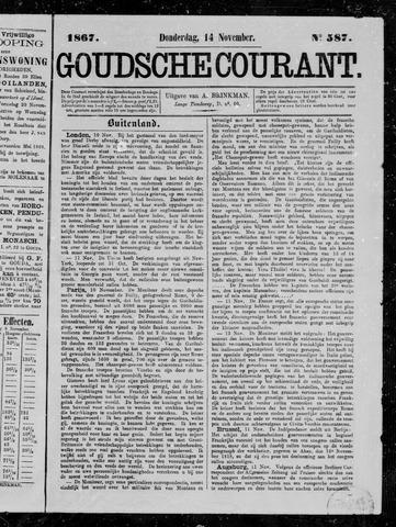 Goudsche Courant 1867-11-14