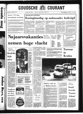 Goudsche Courant 1977-09-06