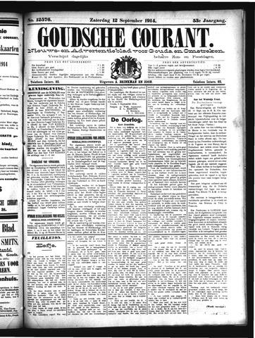 Goudsche Courant 1914-09-12