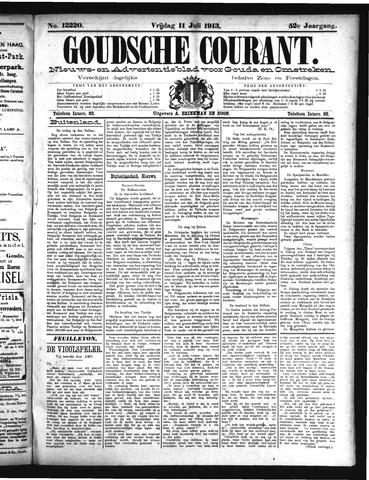 Goudsche Courant 1913-07-11