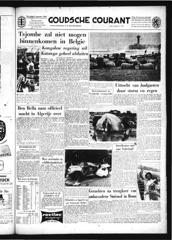 Goudsche Courant 1962-08-08