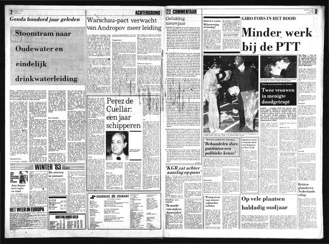 Goudsche Courant 1983-01-03