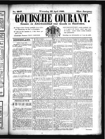 Goudsche Courant 1896-04-22
