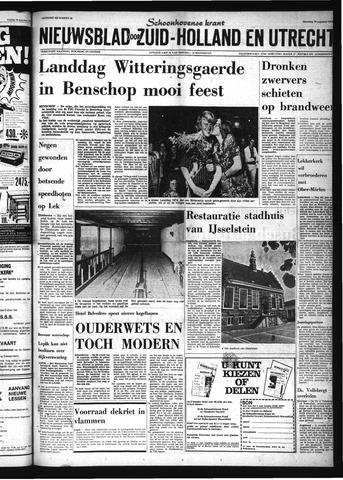 Schoonhovensche Courant 1974-08-19