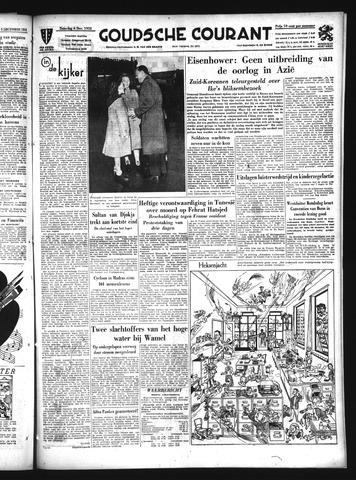 Goudsche Courant 1952-12-06