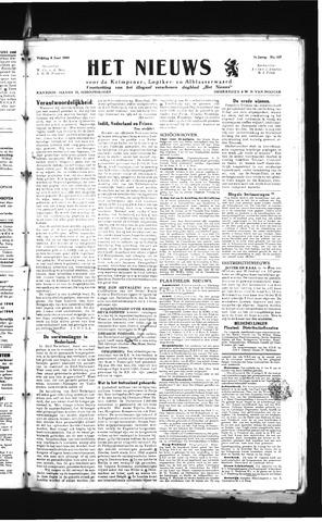 Schoonhovensche Courant 1945-06-08